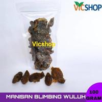 MANISAN BELIMBING WULUH/BLIMBING SAYUR ASLI (Tanpa pengawet)