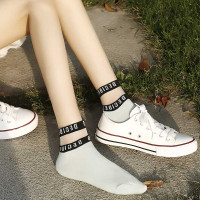 Ins Socks Cute Breathable Japanese Stocking With Fashion Women Adult C
