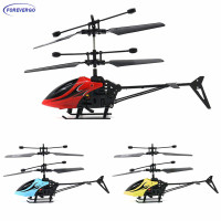 RE Mini Remote Control Aircraft Micro 2 Channel RC Helicopter Air L266
