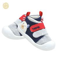 Sepatu Baotou Bayi Laki-Laki Perempuan 1-3 Tahun Sol Karet Empuk L294