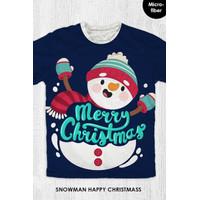 Kaos baju custom kado hadiah natal christmas xmas dewasa anak bayi-12