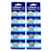 Baterai Kancing Lithium CR2025 3V (1 PCS)