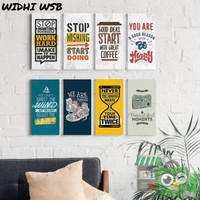 Furniture & Interior BR1655 DISC JOSS Dekorasi tembok kamar anak lucu