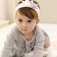 Top Sell. Multi Colors Fashion Cute Headband Baby Pink Soft Cotton