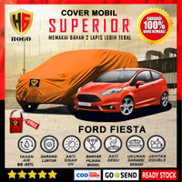 Body Car Cover Sarung Mobil FORD FIESTA Outdoor Waterproof Anti Air