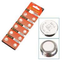 TIANQIU Baterai Kancing Lithium AG0 LR521/SR532/LR63 1 PCS