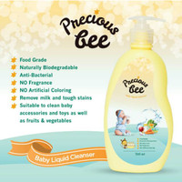 SHNadine Precious Bee Liquid Cleanser 500ml Sabun Cuci Botol