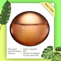 Decant 10ml Original B Aqva Amara Pour Homme EDT