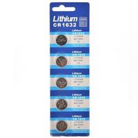 Baterai Kancing Lithium CR1632 3V (1 PCS)
