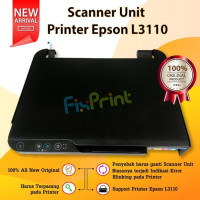 Scanner Unit Printer Epson L3110 l-3110 New Original