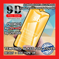 Samsung Galaxy M51 - Premium Tempered Glass Full Cover Antigores