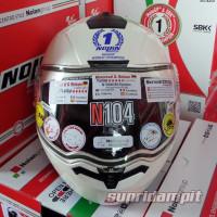 Helm Nolan N104 Tribute Casey Stoner