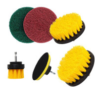 Fbid Soft Electric Drill Brush Cleaner Tool For Cleaning Carpet