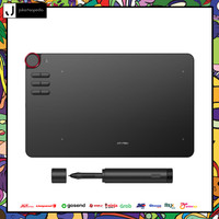 XP-Pen Deco03 Wireless Graphics Digital Drawing Tablet with P05 - 0PBK