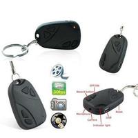 PROMO SALE Spy Cam Mini Model Gantungan Kunci Kamera Car Key 808 PROMO