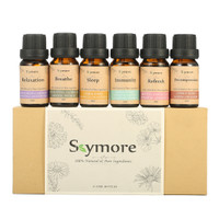 BoS Skymore Top 6 Essential Oil Blend Gift Set Aromatherapy