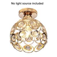 WONDERFULL E27 Lampu Kristal Gaya Nordic untuk Dekorasi Rumah / Hotel
