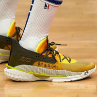SEPATU UNDER ARMOUR CURRY 7 OUR HISTORY STEPHEN CURRY BASKET BALL