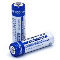 Baterai Cas Ni-MH AA Rechargeable 1.2V 3000mAh DOUBLEPOW