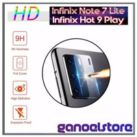 WQ103 Tempered Glass Kamera Infinix Hot 9 Play & Note 7 Lite Lens Prot