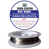 Fused Clapton NI90 28*2+38g | 1 METER Grosir