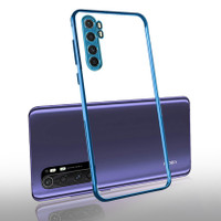 Top Brand. Bakeey for Xiaomi Mi Note 10 Lite Case 2 in 1 Plating Le