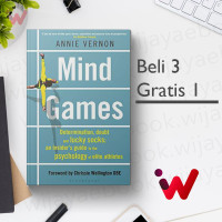 Mind Games: Ddetermination, Doubt and Lucky Socks (by Annie Vernon)