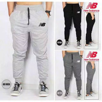 TB Celana Joger Jogger Pants Sweatpants NB New Balance Training Futsal