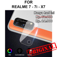 Realme 7 - 7i - X7 anti gores pelindung kamera CAMERA TEMPERED GLASS