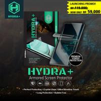 HYDRA+ Infinix Hot 10 - Anti Gores Hydrogel - Tempered Glass Full