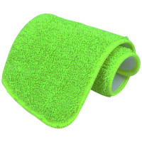 3 pieces Head Replacement Cleaning Wet Mop Pad For All Spray &