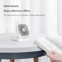 WONDERFULL Kedatangan terbaru Halter Floding Fan Mini Portabel Lipat