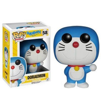 Syakila Funko pop Doraemon Cat Doll Vinyl Action Figure 58