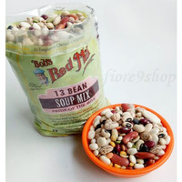 SUSI Bob s Red Mill - 13 Bean Soup Mix Repacked 114gr