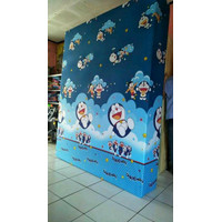 Kasur Busa INOAC ukuran 200x145x20 Cakep Ready Doraemon