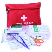 Tas Obat P3K 13 in 1 Obat Darurat Kotak P3K Travel First Aid Kit Bag
