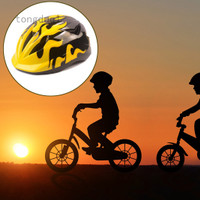 Tongduq Helm Pelindung Kepala Anak Laki-Laki/Perempuan Untuk Sepeda
