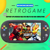 Newest 7 Inch Game Console Portable support for neogeo arcade video g