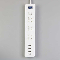 Powerstrip 3 USB Port + 3 Electric Plug dengan LED Indikator -BR22