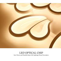 WONDERFULL Lampu Plafon LED Modern Bentuk Kupu-Kupu untuk Plafon