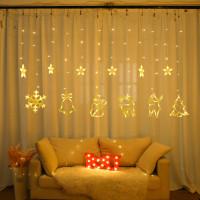 WONDERFULL Lampu String Led 2020 Untuk Dekorasi Natal Dan Rumah SALE