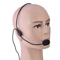 Microphone Style Call Center Omnidirectional 52dB -MC02