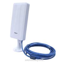 25m Wifi Router Repeater Antena Penguat Sinyal Wlan Outdoor Rumah