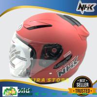 helm half face/Helm NHK Motor SNI Half Face Helem Dewasa Double