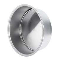 Alat Dapur Cetakan Masak Kue Bulat Anti Lengket Bahan Aluminium