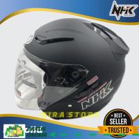 helm nhk/Helm NHK Motor SNI Half Face Helem Dewasa Double Visor 10