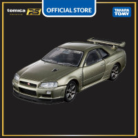 Tomica Premium RS Nissan Skyline GT-R V-SPEC II Nur (Gray)