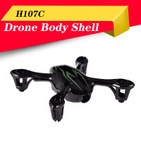 Hubsan H107 Body Shell Quadcopter Untuk H107C Mini RC Drone