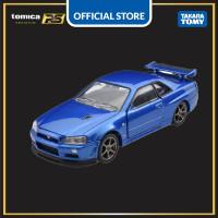 Tomica Premium RS Nissan Skyline GT-R V-spec II Nur (Bayside Blue)