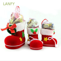 Kaos Kaki Ankle Warna Merah untuk Hadiah Natal